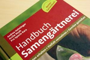 Handbuch Samengärtnerei von Andrea Noah