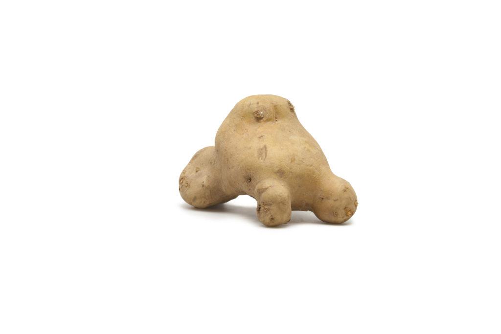 Individuelle Kartoffel vom Großhandel Querfeld für krummes Gemüse aus Berlin und München