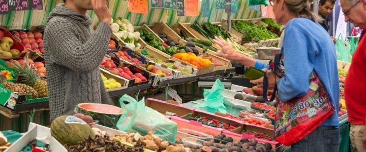 Die Ernährungswende beginnt in der Stadt – Interview Dr. Philipp Stierand