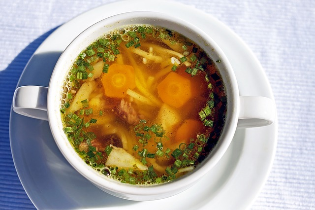 Gemüseeintopf Foodsharing lecker lecker