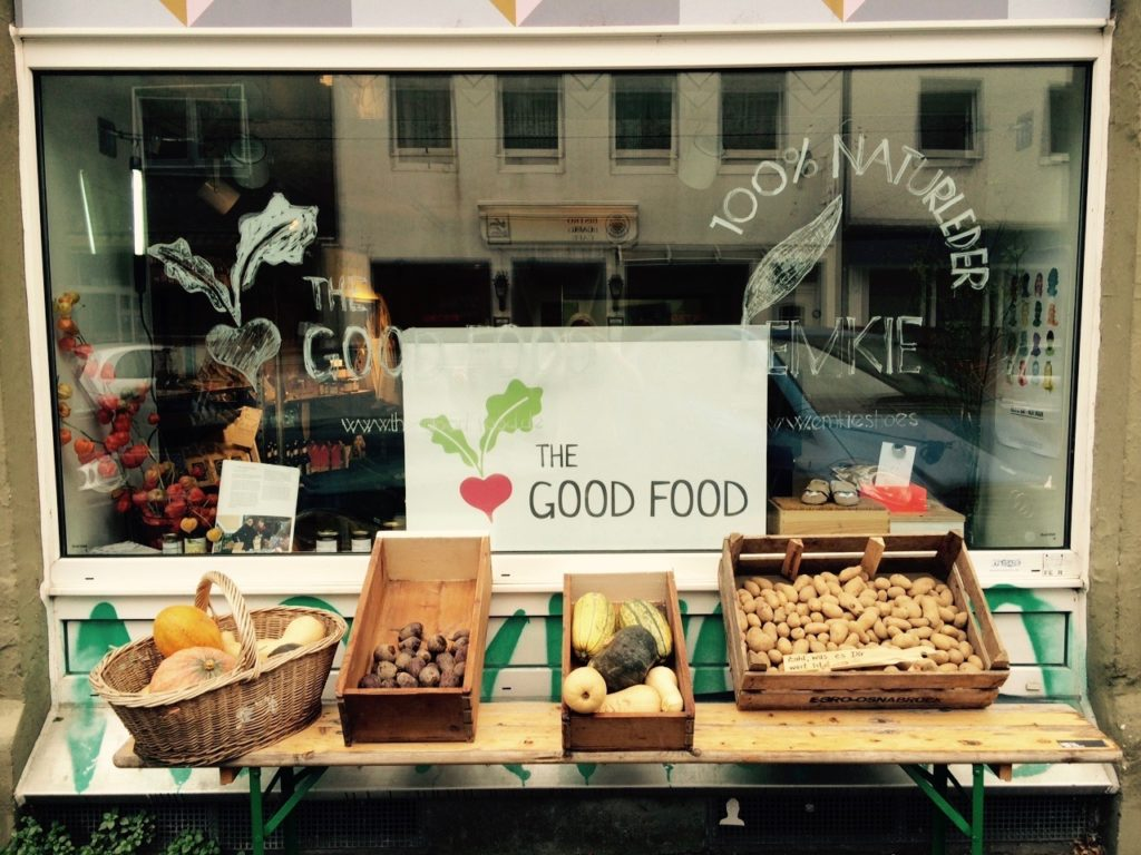 Shoppen gegen Lebensmittelverschwendung in Köln